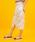UNITED TOKYO(ユナイテッドトウキョウ)の「フラワーカットJQスカート(スカート)」|詳細画像