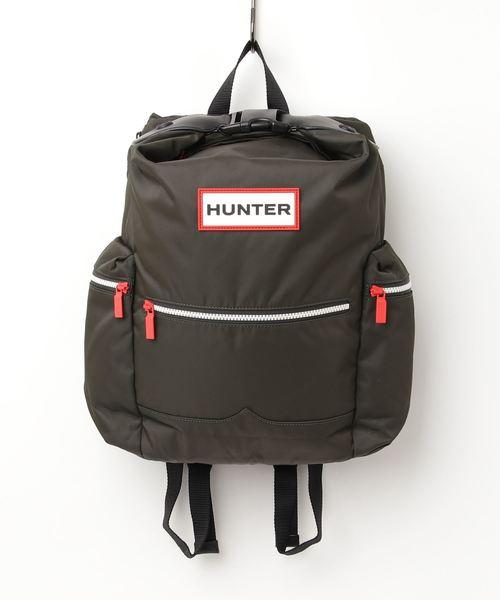 【 HUNTER / ハンター 】ORIGINAL TOPCLIP BACKPACK NYLON UBB6017ACD HUT  バックパック リュック