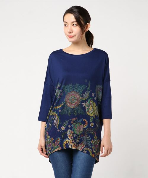 Tシャツ3/4袖