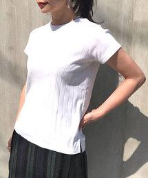nano・universe(ナノユニバース)のAnti Soaked RIB Tシャツ(Tシャツ/カットソー)