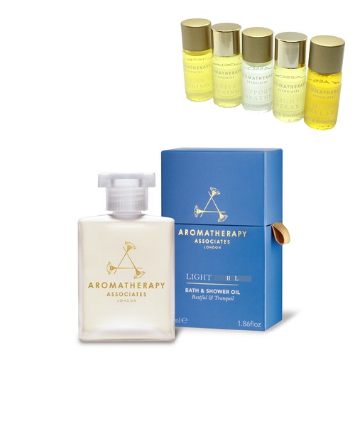 Aromatherapy Associates / アロマセラピー アソシエイツ ライトリラックス バスアンドシャワーオイル