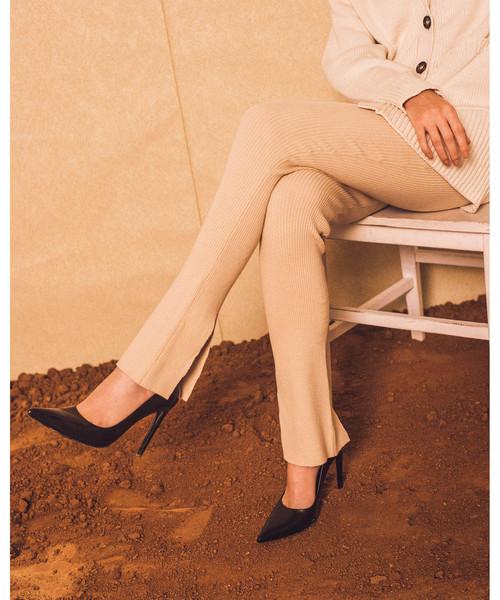 値頃 CASAフロントオープンニットレギンス(パンツ)|CASA FLINE(カーサフライン)のファッション通販, 香老舗 高野山大師堂:136fdd59 --- wm2018-infos.de