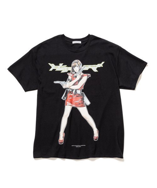 【F-LAGSTUF-F】Dream and reality Tee1