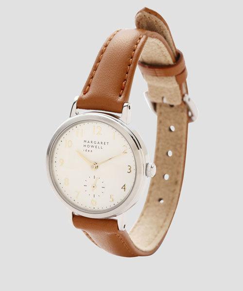 品多く SMALL SECOND HOWELL SECOND WATCH(腕時計) MARGARET|MARGARET HOWELL(マーガレットハウエル)のファッション通販, 三野町:c2865a2e --- reginathon.de
