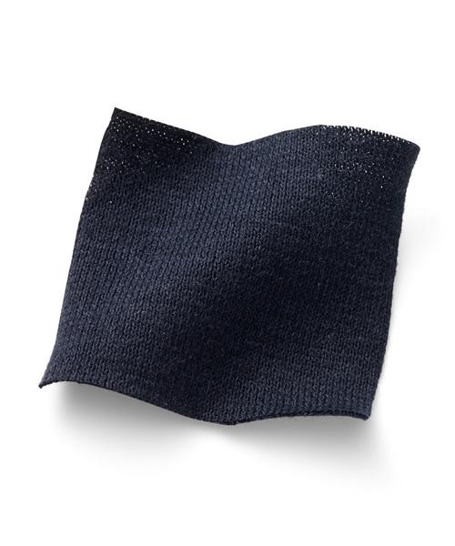 IEDIT(イディット)の「IEDIT SZ糸がうれしい袖フリルきれいめカットソートップス(Tシャツ/カットソー)」 詳細画像