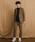 PUBLIC TOKYO(パブリックトウキョウ)の「吸水速乾ソロテックスストレッチセットアップイージーアンクルスラックス(スラックス)」|詳細画像
