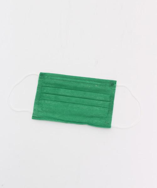 WEGO(ウィゴー)の「WEGO/カラーマスク(その他ボディ・ヘアケア/雑貨)」|グリーン