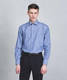 UADT オルタネイト ストライプ シャツ ◆