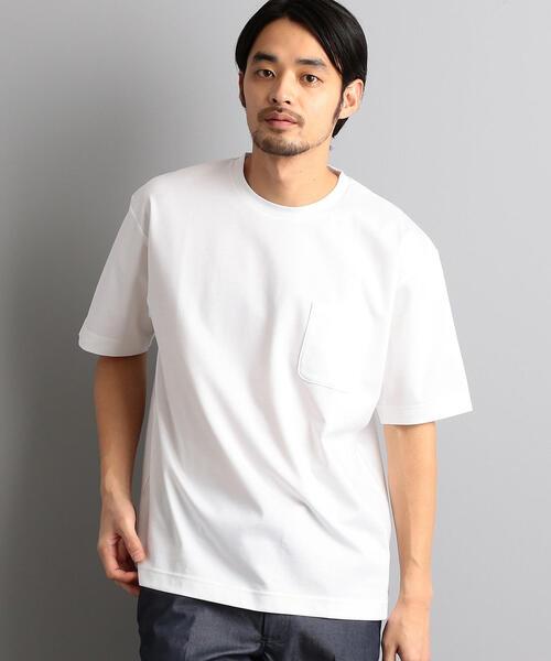 CM ハイゲージポンチ クルー Tシャツ