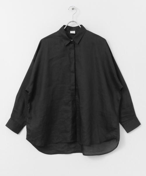 ラミーワイドシャツ