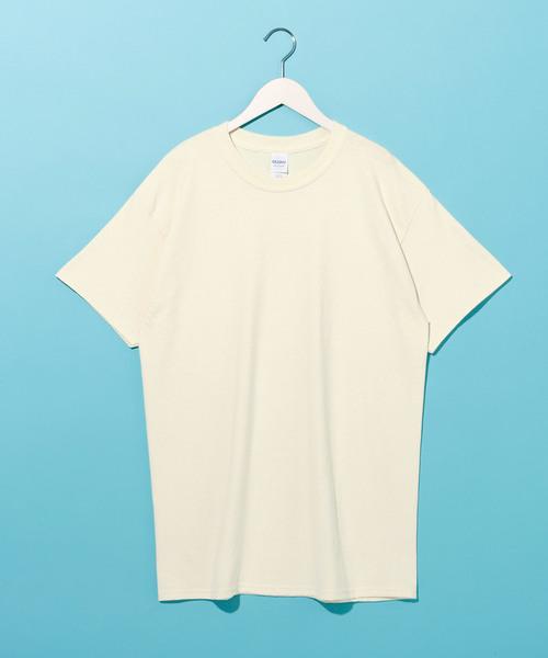 ギルダン ビッグシルエット USAオーバーサイズ 1/2 sleeve Tシャツ カットソー