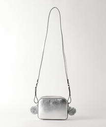 <J&M DAVIDSON(ジェイ&エム デヴィッドソン>LIBERTA METALLIC BAG
