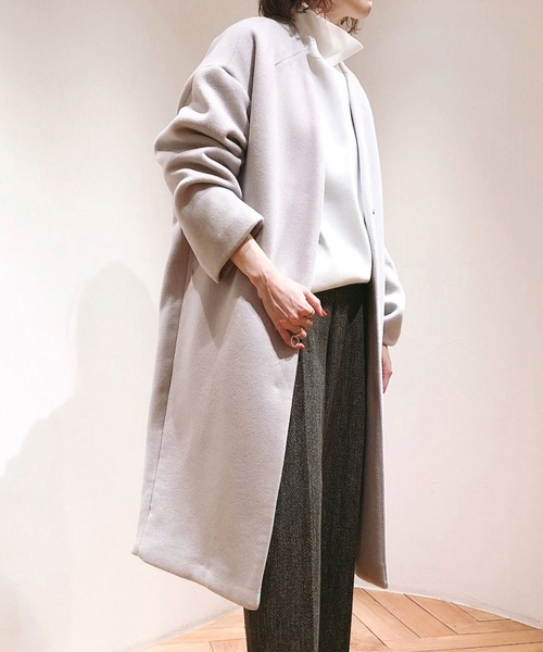 最新 ノーカラーコクーンコート(その他アウター)|aquagirl(アクアガール)のファッション通販, ユバラチョウ:b3ac9915 --- wm2018-infos.de
