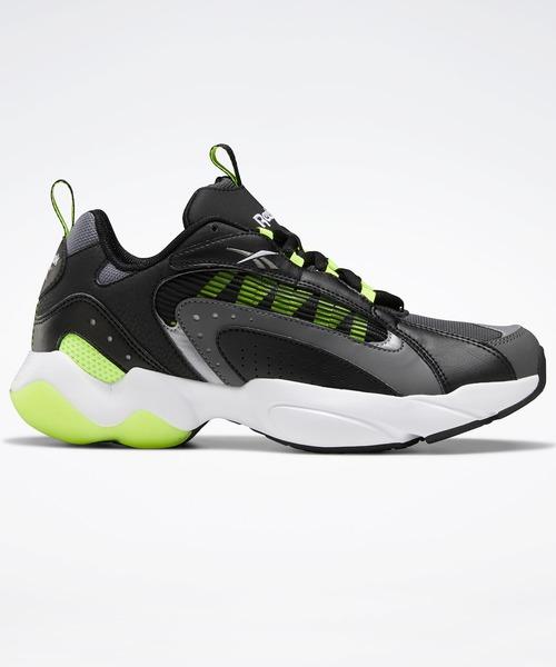 Reebok(リーボック)の「リーボック ロイヤル パーベイダー [Reebok Royal Pervader Shoes](スニーカー)」 ブラック×グレー