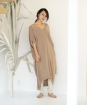 TODAYFUL | Cocoon Sack Dress(ワンピース)