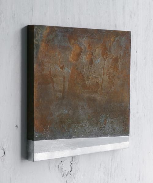 COAT LAB(コートラボ)の「ハンドペイントアートパネル - Boundary(インテリアアクセサリー)」|ブラウン系その他2