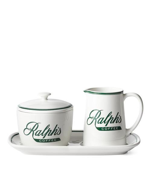 (Ralph's Coffee)トレー セット