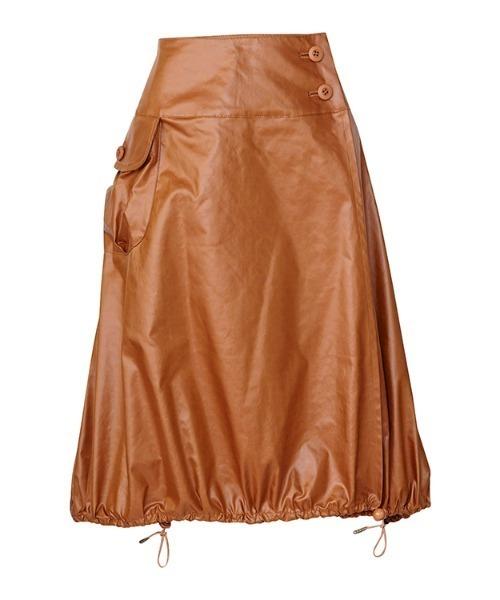 HYS BEAR 巻スカート