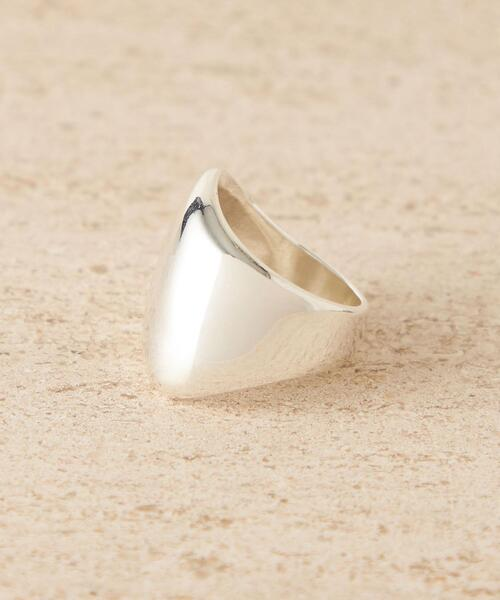 <CITEN(シテン)>ニュアンス ワイド リング / 指輪