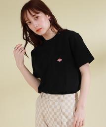 Ray BEAMS(レイビームス)の【WEB限定】DANTON / ポケット Tシャツ(Tシャツ/カットソー)