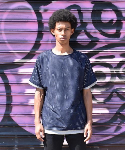 SToL/ストル Layered T-Shirt レイヤード Tシャツ Cu004
