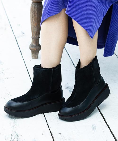 【送料無料(一部地域を除く)】 ◎ELIN SUEDE ANKLE BOOTS(ブーツ) SUEDE|fitflop(フィットフロップ)のファッション通販, 北のFRP屋 プラマーレ:f01c5b94 --- 888tattoo.eu.org