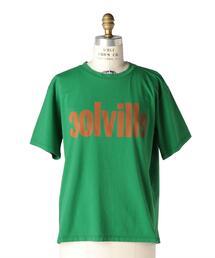 〈COLVILLE(コルヴィル)〉 TEE