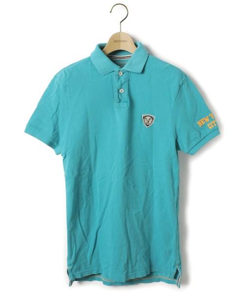 セール ブランド古着 半袖ポロシャツ ポロシャツ american eagle
