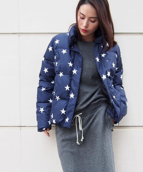 信頼 ドローコード付きスタンドネックダウンジャケット(ダウンジャケット/コート)|PICCIN(ピッチン)のファッション通販, 文具のワンダーランド キムラヤ:3eb4b6b9 --- blog.buypower.ng