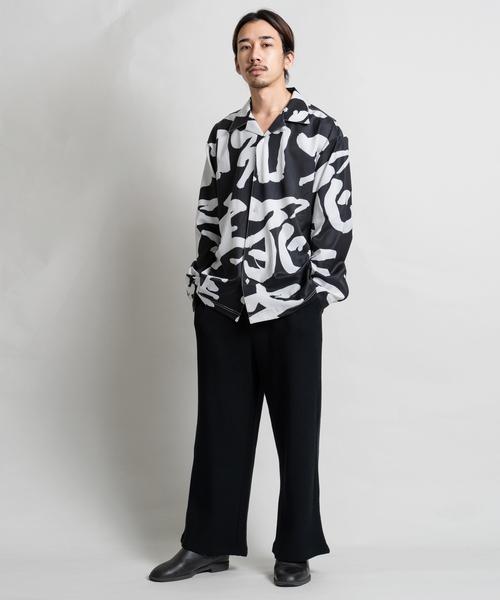 交換無料! kanji shirt(シャツ NOT/ブラウス)|NOT CONVENTIONAL(ノットコンベンショナル)のファッション通販, カーパーツケミカル Good Speed:dddf799f --- munich-airport-memories.de
