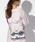 Samantha Thavasa Deluxe(サマンサタバサ デラックス)の「デイジー柄ショルダーポーチ付きベルトデザイントート◆(トートバッグ)」|詳細画像