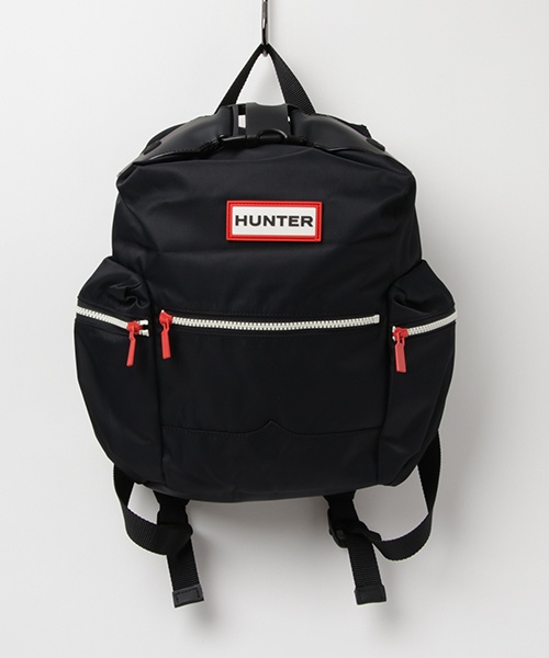78f9b6bf731e HUNTER(ハンター)の「HUNTER / ORIGINAL MINI BACKPACK NYLON、ORG M TOPCLIP
