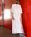 coca(コカ)の「ポケット付きゆったりロング丈スウェットワンピース(ワンピース)」|詳細画像
