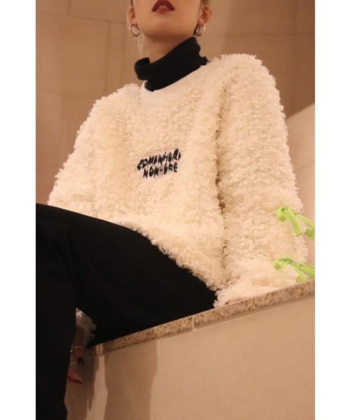 【楽ギフ_のし宛書】 【セール】SOMEWHERE NOWHERE/サムウェアーノーウェアー セール,SALE,L.H.P/リボンセーター(ニット/セーター)|L.H.P(エルエイチピー)のファッション通販, オーセル:0f229ffa --- svarogday.com