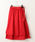 Khaju(カージュ)の「Khaju:ギャザーラップスカート(スカート)」|レッド