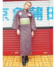 jouetie(ジュエティ)の【オリジナル浴衣】ジャパン浴衣(着物/浴衣)