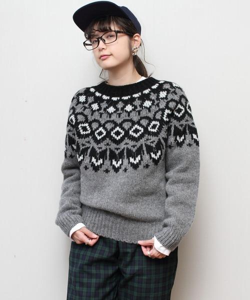 HARLEY OF SCOTLAND / ハーレーオブスコットランド セーター SWETER