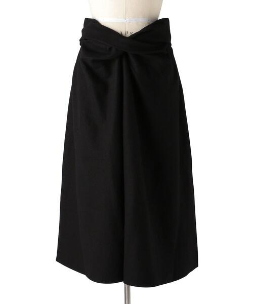 〈LEMAIRE(ルメール)〉 DRAPED SKIRT