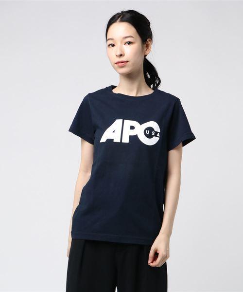 T-SHIRT SHEENA/A.P.C. US