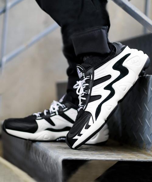 期間限定特別価格 adidas FYW S-97 (CORE BLACK/CRYSTAL WHITE/FTWR WHITE), 平取町 5f339d18