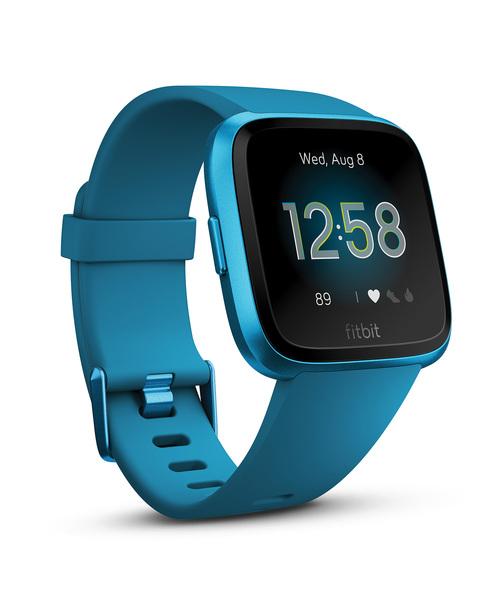 好評 【Fitbit】フィットビット PLATINUM フィットネススマートウォッチ VersaLite(腕時計) プラチナム SELECT,ザ Fitbit(フィットビット)のファッション通販, 近江牛さかえや:ba66a363 --- 5613dcaibao.eu.org