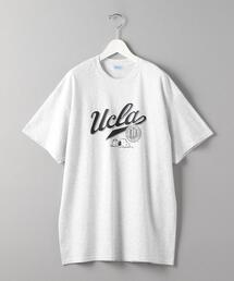【別注】 <UCLA×SNOOPY> SLEEP G/Tシャツ