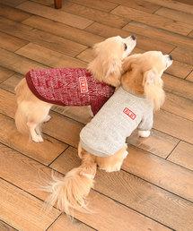 EDWIN/エドウィン/オールロゴスウェット/犬服(ドッグウェア)(ペットグッズ)