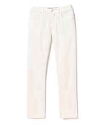 JACOB COHEN(ヤコブコーエン)のJACOB COHEN / PW688 ホワイト5ポケットパンツ(パンツ)