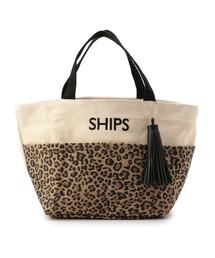 SHIPS(シップス)のタッセル ポケットトートバッグ◇(トートバッグ)