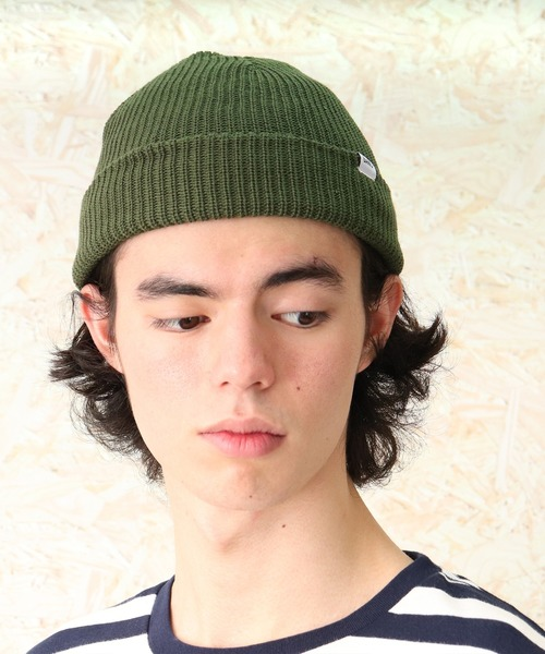 【BANKS JOURNAL/バンクスジャーナル】PRIMARY BEANIE BE0050
