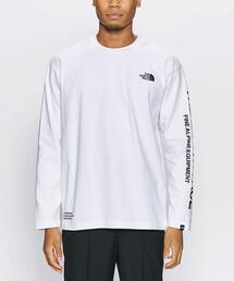 <THE NORTH FACE> TESTED PROVEN LS TEE/Tシャツ