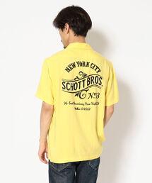 schott(ショット)のSchott/ショット/OPEN COLLAR SHIRT NO.13/オープンカラーシャツ(シャツ/ブラウス)