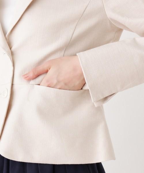 ストレッチサマーテーラードジャケット