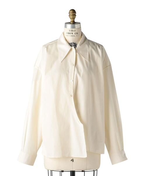 〈LEMAIRE(ルメール)〉 TWISTED SHIRT